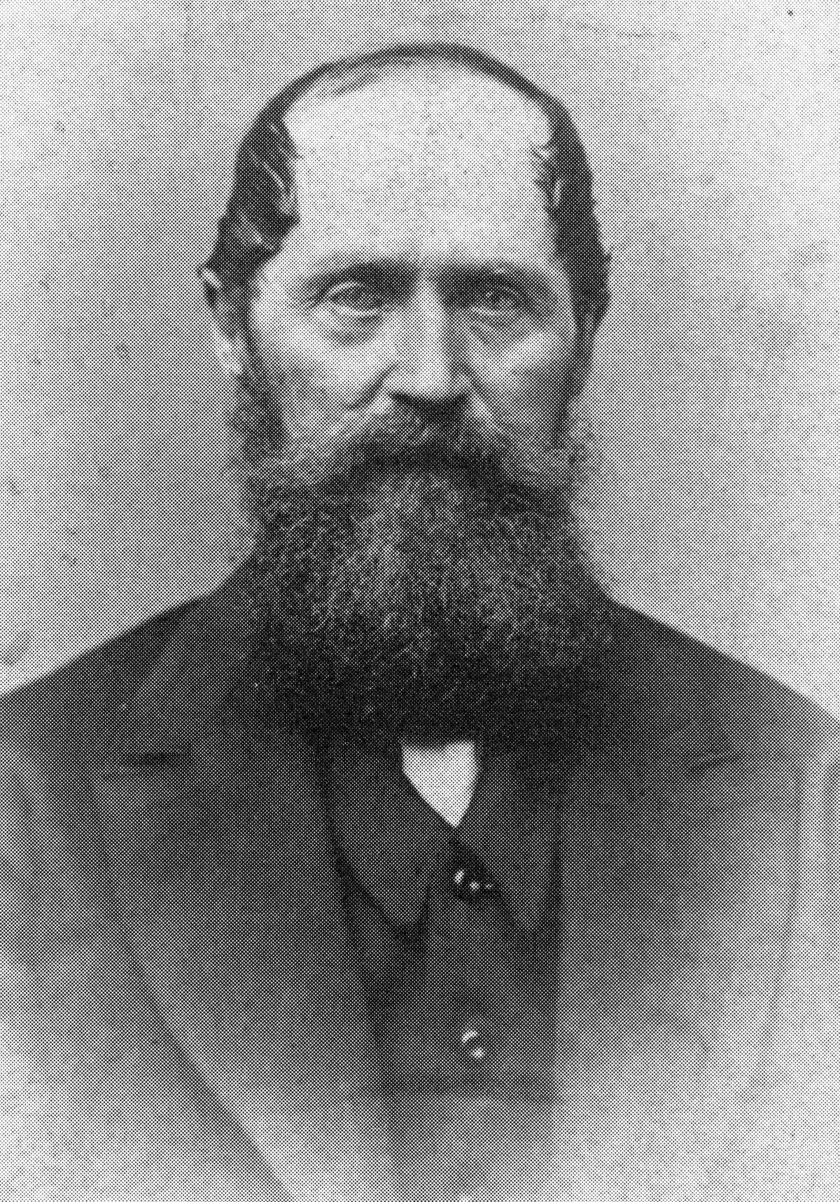 Few today claim relation to Lewis Keseberg, the villain of the Donner Party. Keseberg, a German immigrant, became the saga's most infamous alleged murderer after the final rescue party arrived at Donner Camp in April 1847 and found only Keseberg living. Tamsen Donner, wife of the Donner Party leader, was dead. Accusations were rampant that Keseberg murdered and ate her. Additionally, Keseberg was found to be in possession of George Donner's jewelry and $250 in gold. Newspaper reports record that people taunted Keseberg in the streets. However, Keseberg's legacy as a brewer endures. In 1853, he founded Sacramento's Phoenix Brewery, the first to introduce lagers to the region. In 1862, the successful brewery was destroyed by floods.  Keseberg died destitute and alone at a county hospital and was buried in an unknown location. His descendants allegedly changed their last name and settled in Napa County.