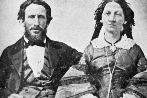 James and Margaret Reed of the Donner Party