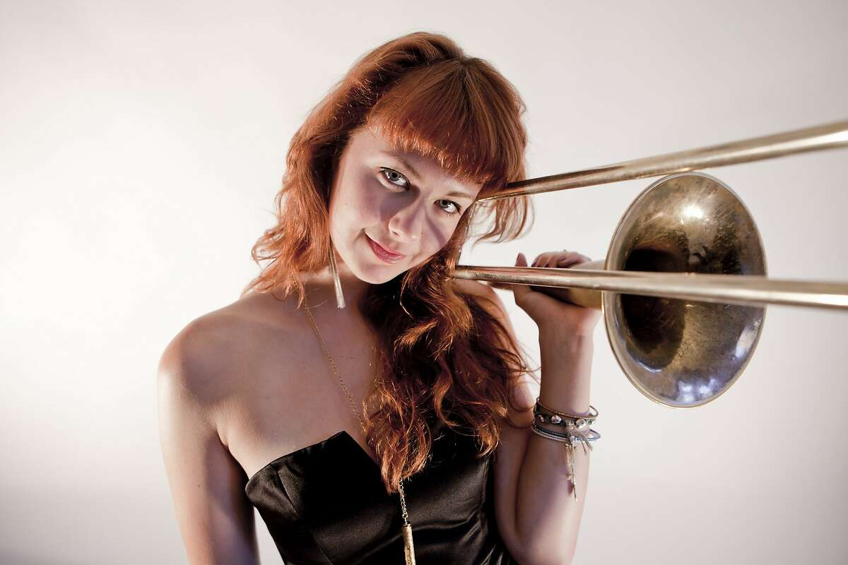 Trombonist Natalie Cressman plans to pay tribute to Melba Liston on Thursday, March 3 at SFJAZZ Center.