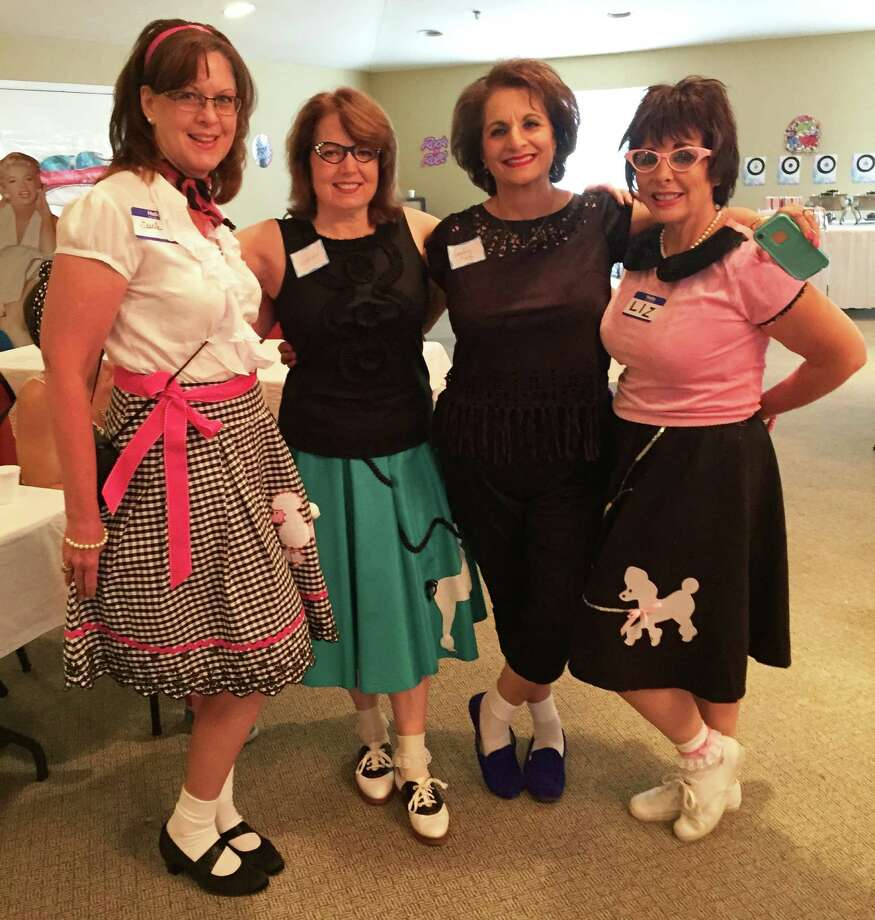 "The Second Baptist Church — Heights Class Ministry has ""adopted"" Treemont Retirement Community and sponsored the community's Fall Sock Hop."