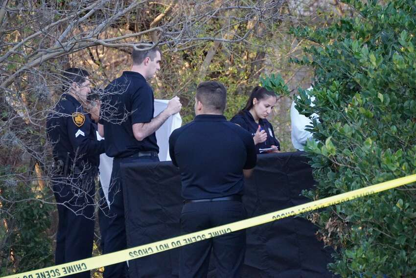 SAPD are investigating after a woman's body was found in the 700 block of Isom Road on Feb. 17, 2016.