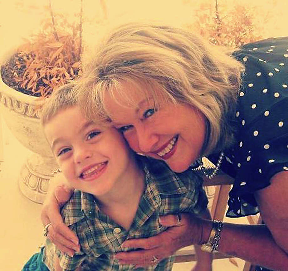 Candace Cormier and her son, Jeremiah, were described as inseparable. Their bodies were found last week in their home. Photo: Courtesy Photo