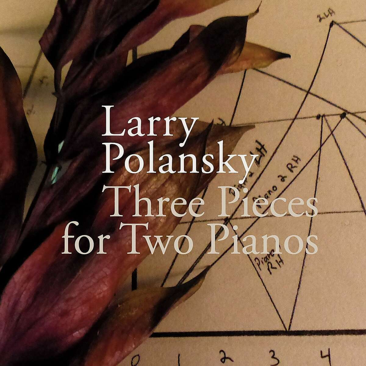 Larry Polansky, Three Pieces for Two Pianos