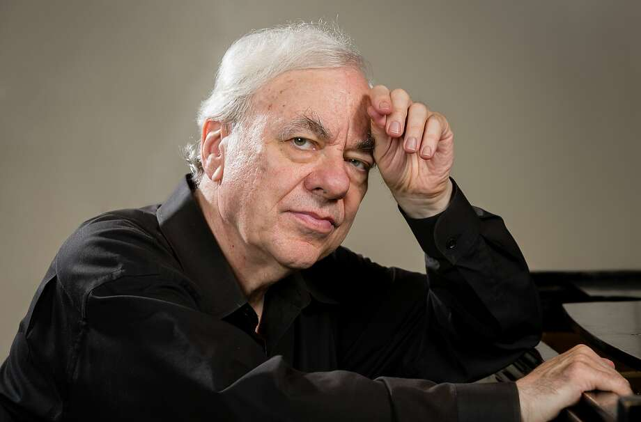 Pianist Richard Goode will play at Herbst Theatre on Thursday, Feb. 25. Photo: Steve Riskind