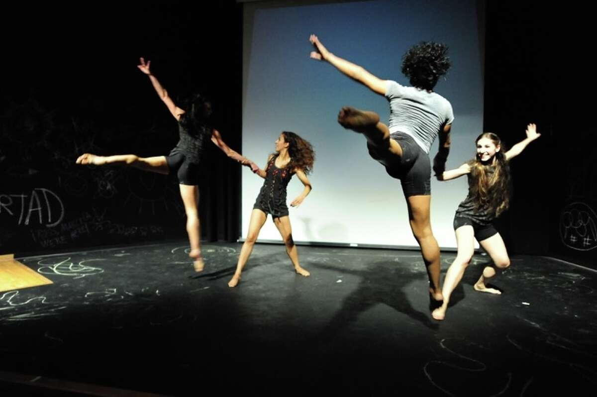 """Choreographer Seme Jatib's piece """"Media Naranja"""" will be performed as part of Luminaria Take Two at the Tobin Center for the Performing Arts."""