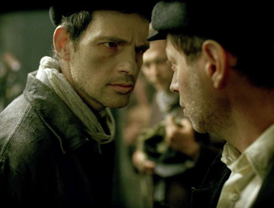 "Geza Rohrig as Saul in ""Son of Saul."" (Sony Pictures Classics) Photo: Sony Pictures Classics, HO / McClatchy-Tribune News Service / Chicago Tribune"