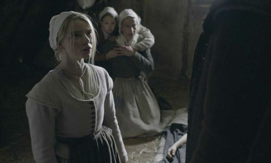 "Anya Taylor-Joy in ""The Witch."" (A24) Photo: A24, HO / McClatchy-Tribune News Service / TNS"