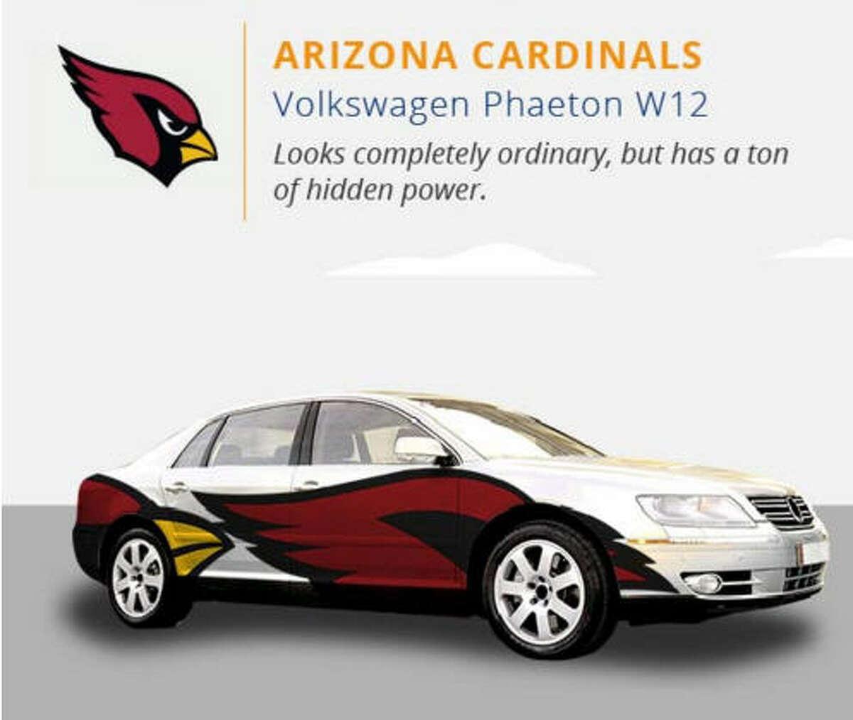 Arizona Cardinals Courtesy CJ Pony Parts