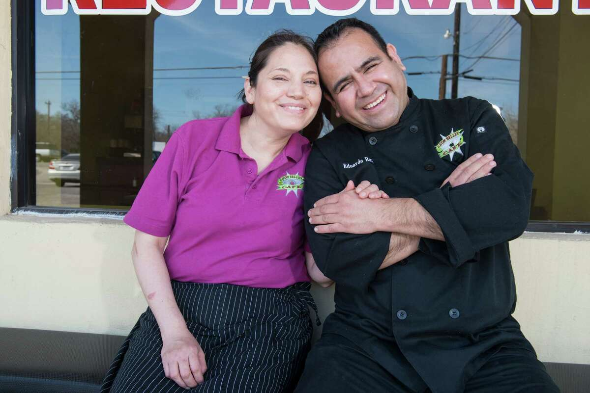 Eduardo Ramos, formerly the executive chef at Mariposa restaurant in Neiman Marcus, and his wife, Ruth Spinoso Ramos, own and operate Leon Valley Cafe, which is closing Dec. 19 due to the coronavirus pandemic.