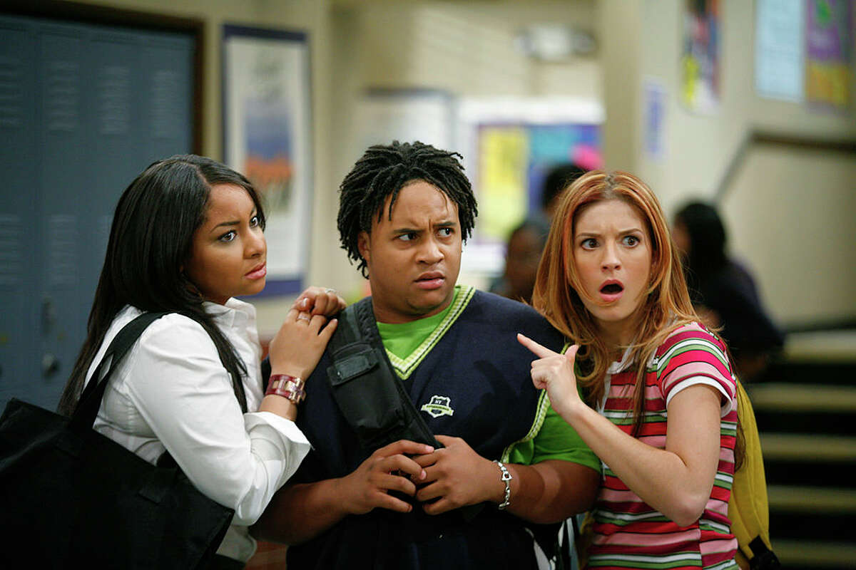 """Orlando Brown, center, as seen in the hit Disney Channel series, """"That's So Raven."""""""