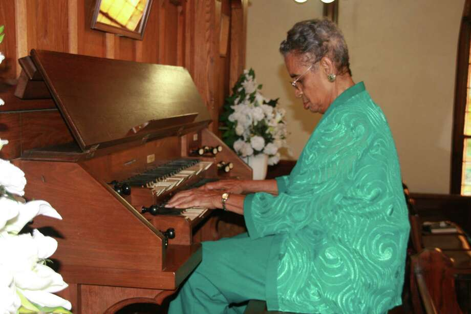 Galveston educator and musician Izola E.F. Collins wrote a history of Juneteenth based on years of research and her grandfather's meticulous journals. She died in June 2017 at age 87. Photo: Galveston Heritage Chorale