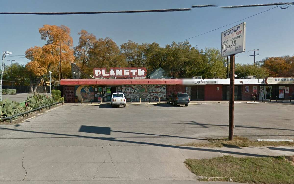 Planet K : All locations in Atascosa, Bandera, Bexar, Comal, Guadalupe, Kendall, Medina and Wilson countiesType of establishment: Store, sells drug paraphernaliaBan effective date: Sept. 29, 1999