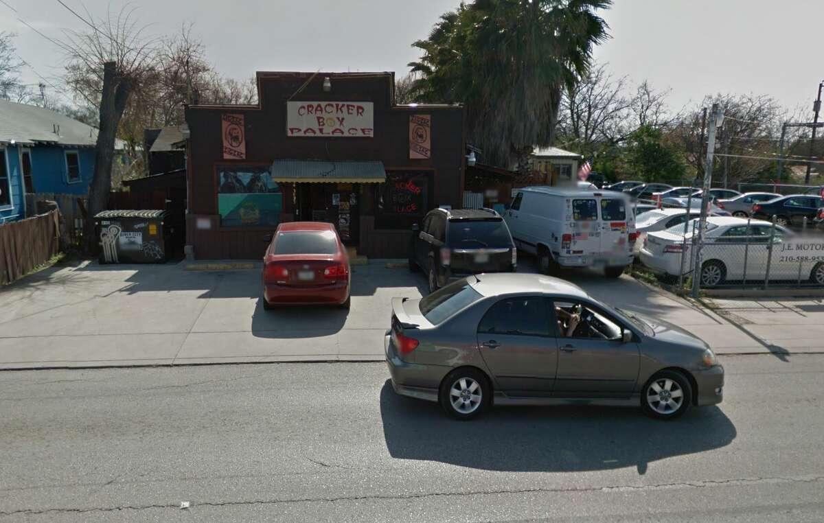 Cracker Box Palace : 622 W. Hildebrand Ave.Type of establishment: Store, sells drug paraphernaliaBan effective date: Sept. 1, 1997