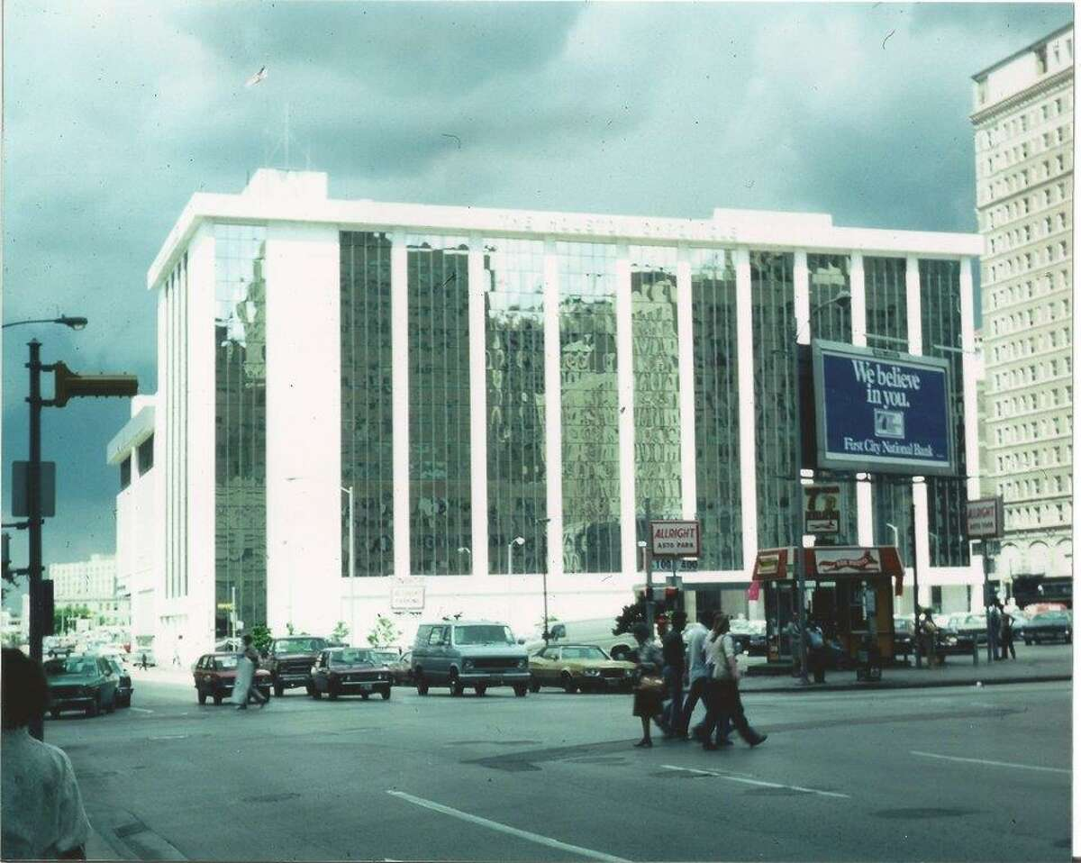 Chronicle Building, 1978.