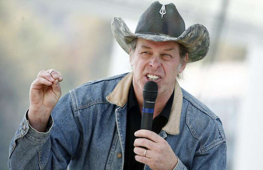 Rocker and NRA board member Ted Nugent defended the organization while criticizing Parkland, Florida student activists