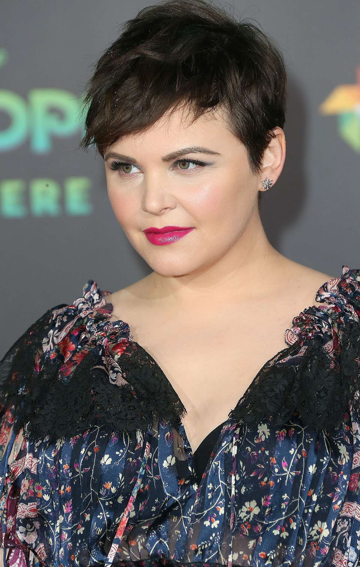 """HOLLYWOOD, CA - FEBRUARY 17: Actress Ginnifer Goodwin attends the Premiere of Walt Disney Animation Studios' """"Zootopia"""" at the El Capitan Theatre on February 17, 2016 in Hollywood, California. (Photo by Frederick M. Brown/Getty Images)"""