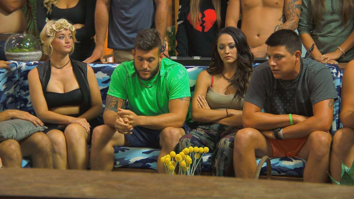 The cast of Redneck Island waits to hear who will be chosen to head into The Pit on the fourth episode of the season.