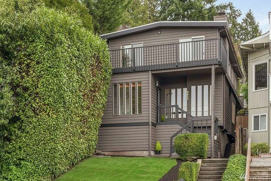 The first home,  3217 E. Madison St., is listed for $759,000. The four bedroom, 3.25 bathroom home includes a lower level that could be used as a rental unit.There will be a showing for this home on Saturday, Feb. 20 and Sunday, Feb. 21 from 1 - 3 p.m. You can see the full listing here. Photo: Rena Ritchey And Linda Moline,  Windermere Real Estate/Northwest,  Inc.