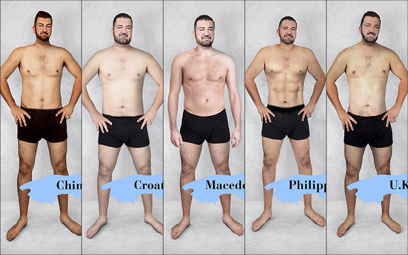 the perception of the perfect body image essay Our idea of what the perfect body type is ever changing however it is always  influenced by the medias perception of what the perfect body image should look  like.