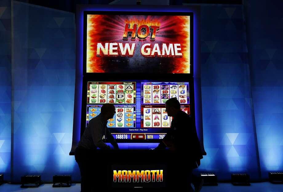 Slot machine laws
