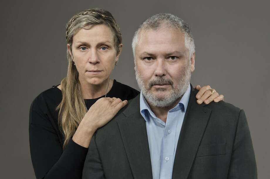 "Frances McDormand and Conleth Hill star as the notorious couple in ""Macbeth"" at Berkeley Rep Photo: Mel Solomon"