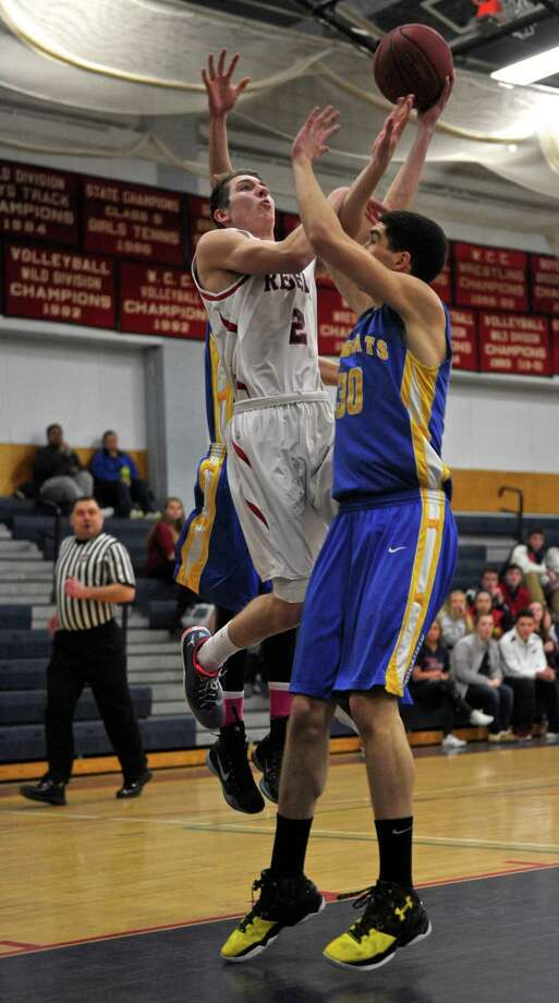 New Fairfield boys rally past Brookfield, continue to ...