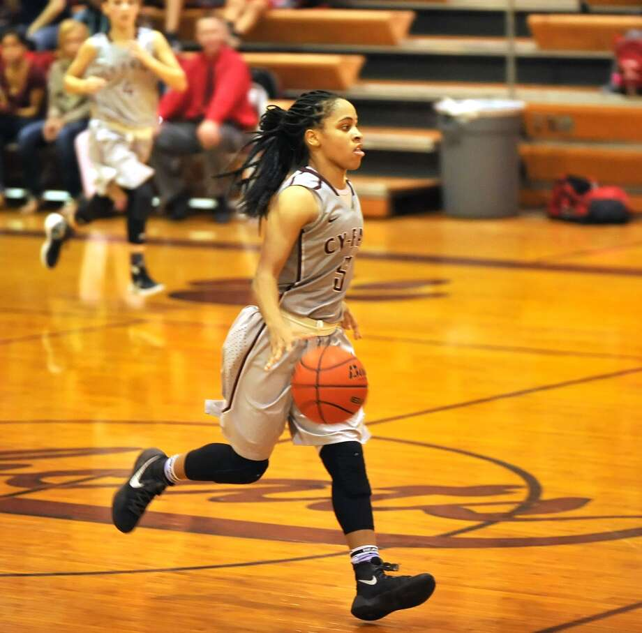 Angela Harris and Cy Fair figure to have their hands full with Bellaire. Photo: Eddy Matchette, Freelance / Freelance