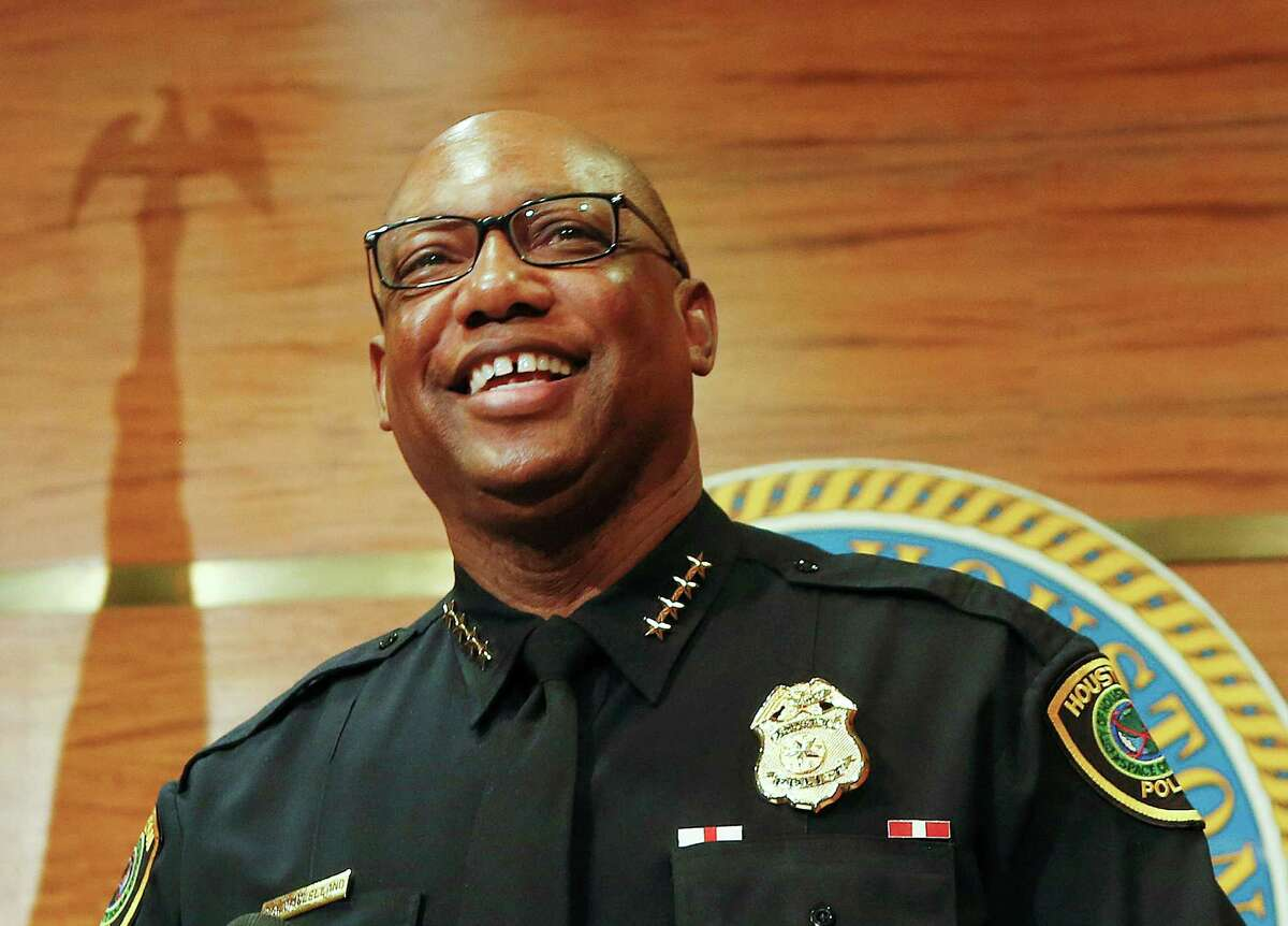 Houston Police Chief Charles McClelland will retire at the end of February after four decades of service in the Bayou City.