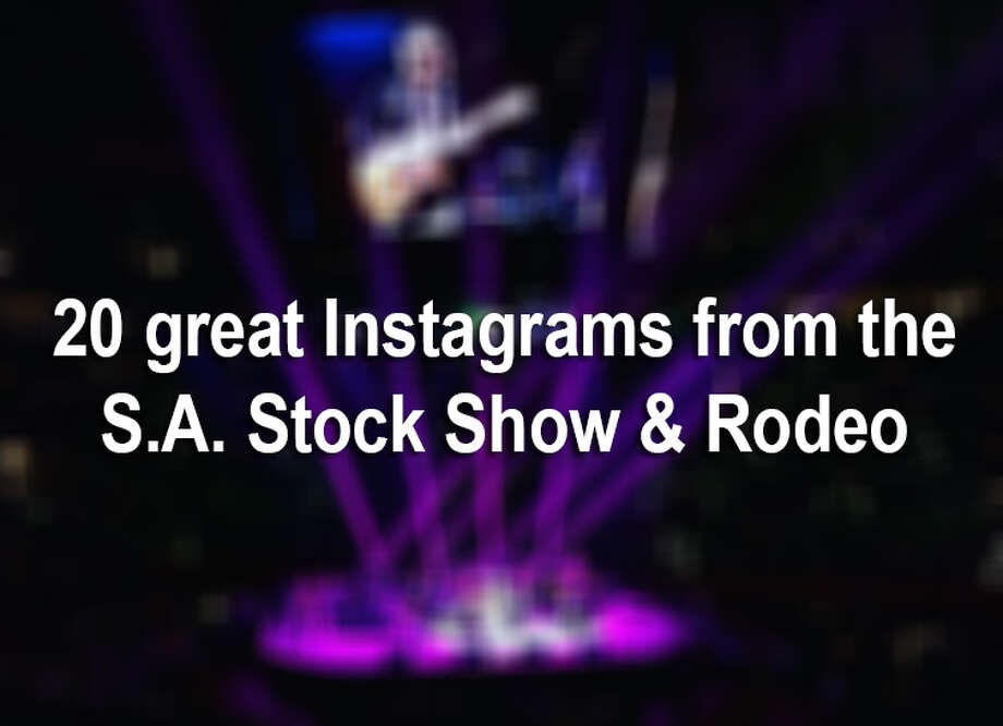 Keep clicking to view 20 Instagram photos that perfectly capture the spirit of the San Antonio Stock Show & Rodeo.