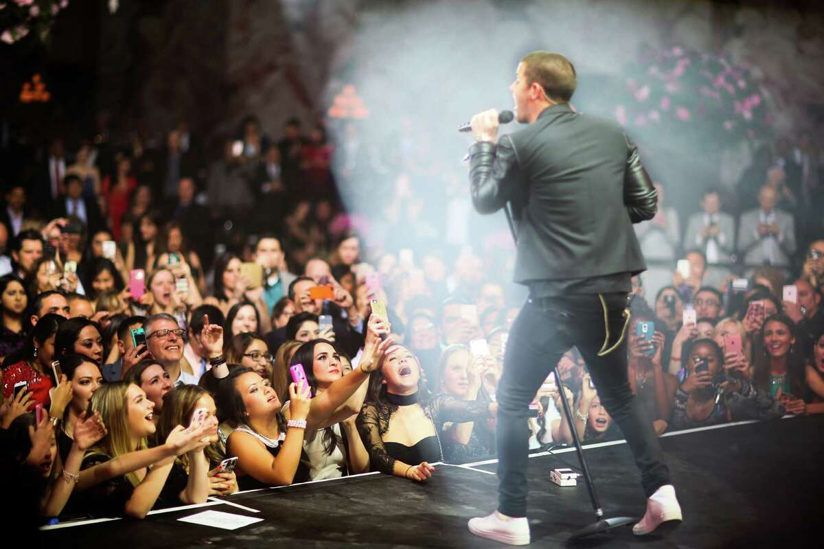 San Antonio attorney Thomas J. Henry is threw quite possibly one of the most lavish quinceañeras San Antonio has ever seen for his daughter Mya on Feb. 12 - even Pitbull and Nick Jonas showed up.