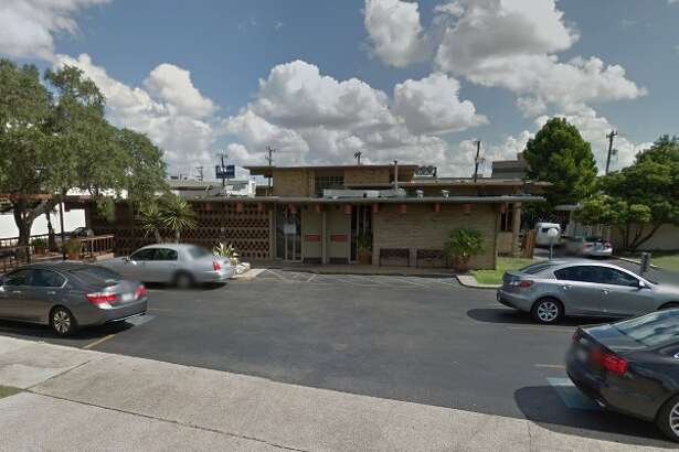 La Fonda Mexican Restaurant: 350 Northaven Drive, San Antonio, Texas 78229 Date: 02/12/2016 Demerits: 14 Highlights: In-use utensils were observed within dirty/soiled water, food not held at proper temperature (cheese enchiladas at a cold hold of 41 degrees F but temperature taken was 70 degrees F), establishment must provide a mopsink or curbed cleaning facility equipped with a floor drain