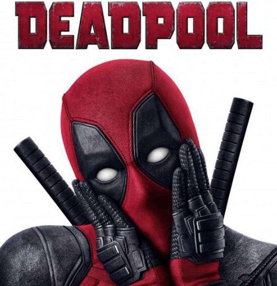 """Deadpool,"" the latest comics-inspired movie, stars Ryan Reynolds as disfigured anti-hero Wade Wilson. Photo: Contributed Photo / Contributed Photo / Westport News"