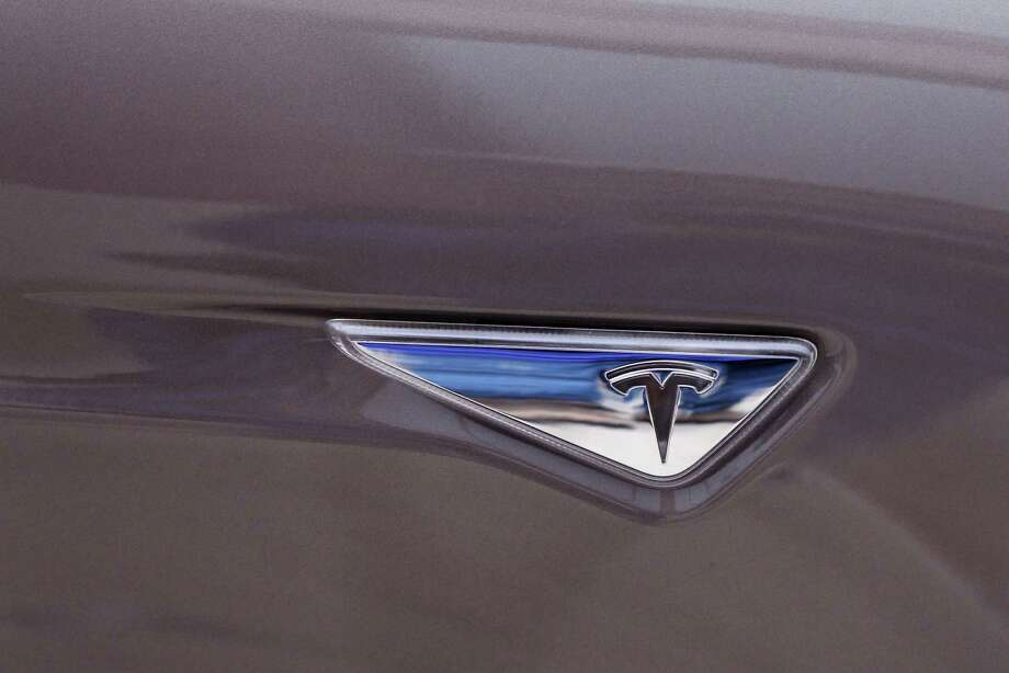 Tesla is reportedly exploring opening a showroom on Greenwich Avenue. Photo: Carlos Osorio / Associated Press / AP