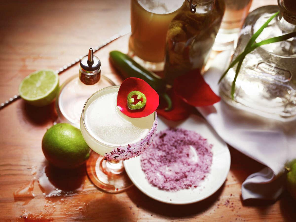 Bohanan'sspicy Rosa Picante Margarita