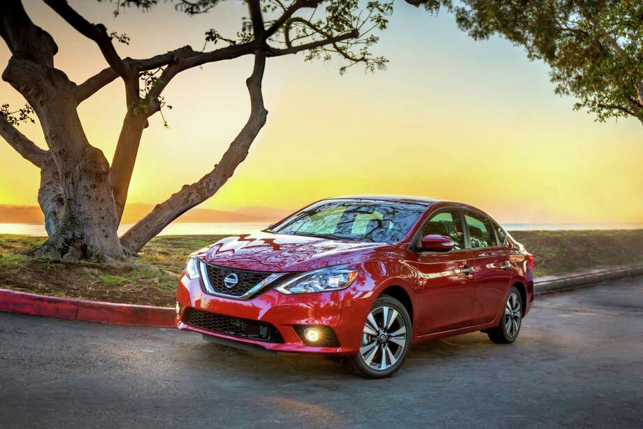 "10. Nissan: Overall score: 63. Road test: 71. Reliability. Average. Consumer Reports' assessment: Most inconsistent product line. ""Once strong, reliability is now average, with the Sentra and Pathfinder performing particularly poorly."" Photo: Nissan / © 2015 Nissan"