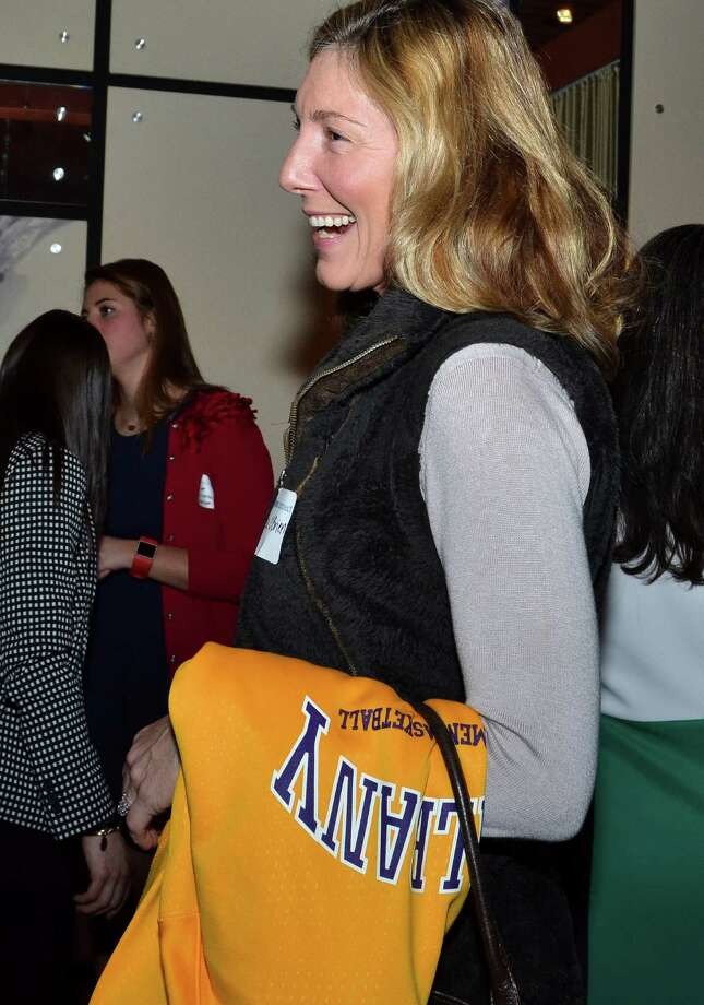 Were you Seen at the Women@Work Connect event with UAlbany women's basketball coach Katie Abrahamson-Henderson at Creo in Guilderland on Friday, Jan. 22, 2016? (Colleen Ingerto / Times Union)