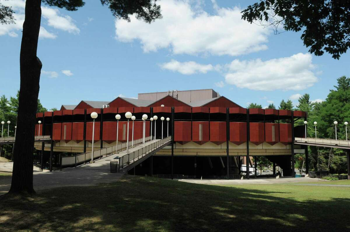A view of the grounds at Saratoga Performing Arts Center on Monday, July 10, 2012, in Saratoga Springs, N.Y. (Paul Buckowski / Times Union)