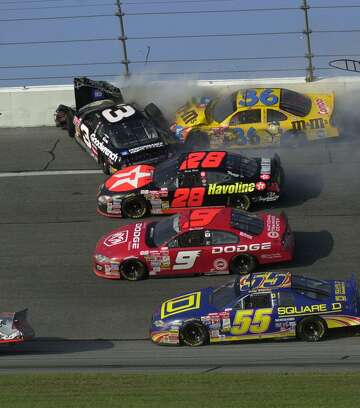 It's been 15 years since Dale Earnhardt drove his last