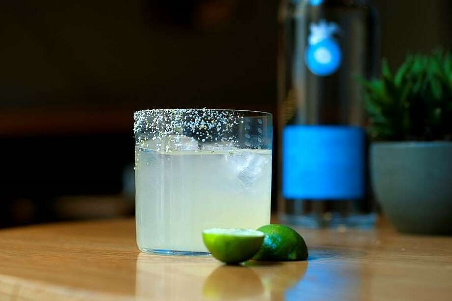For National Margarita Day: The Casa Dragones Green Dragon is a margarita made with Casa Dragones Blanco tequila, agave nectar and key lime juice. Photo: Casa Dragones
