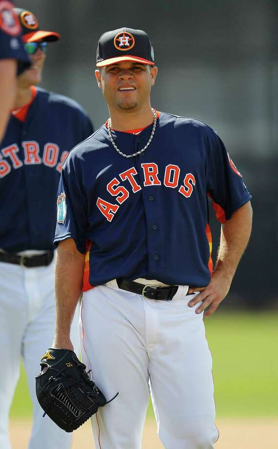 Wandy Rodriguez will get the call to start the Astros' final spring home opener in Kissimmee.  Photo: Karen Warren, Houston Chronicle / © 2015  Houston Chronicle