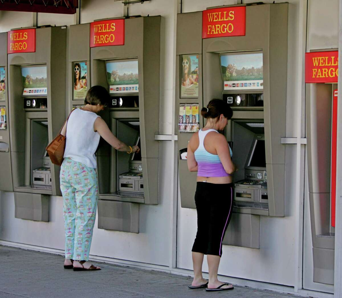 3. Don't use an ATM at Fiesta Texas unless you want to be charged more Several mommy blogs and financial websites encourage taking money out before going to the park because of expensive fees that come with ATM transactions.
