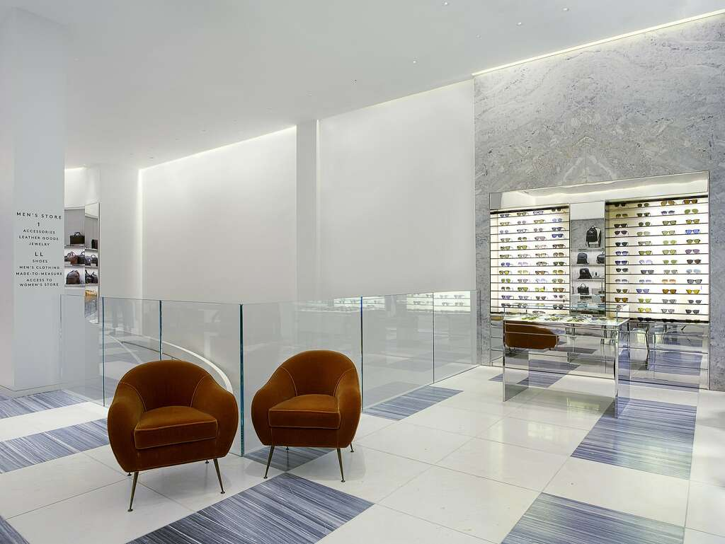 Barneys New York has opened a stand-alone men's store that offers a place to take a break while shopping. Photo: Drew Altizer Photography