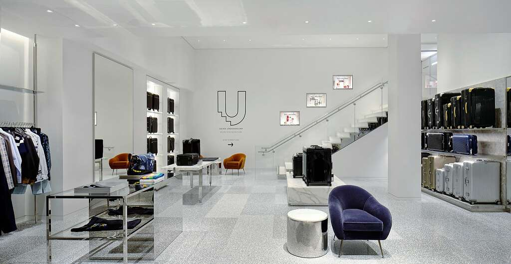 Barneys New York has opened a stand-alone men's store in San Francisco adjacent its women's store to better serve the growing men's market. The two-level expansion is part of a larger, multi-year plan that includes renovation of the women's store as well, and the installation of a Fred's restaurant - a signature eatery in Barneys stores — in the flagship at 2 Stockton St. Photo: Drew Altizer Photography
