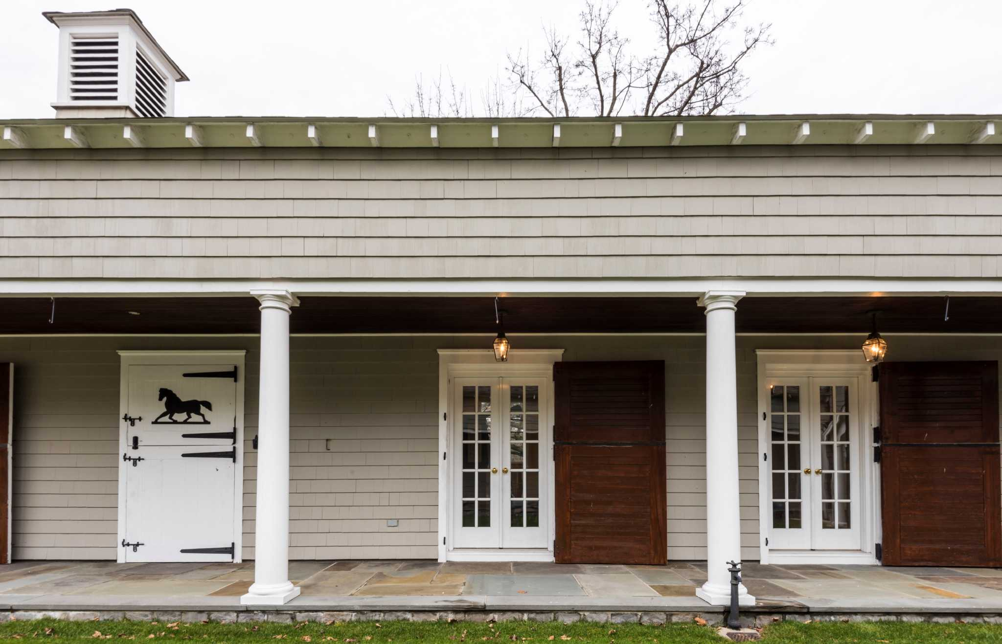 Historic Greenwich Barns Turned Into Luxury Homes