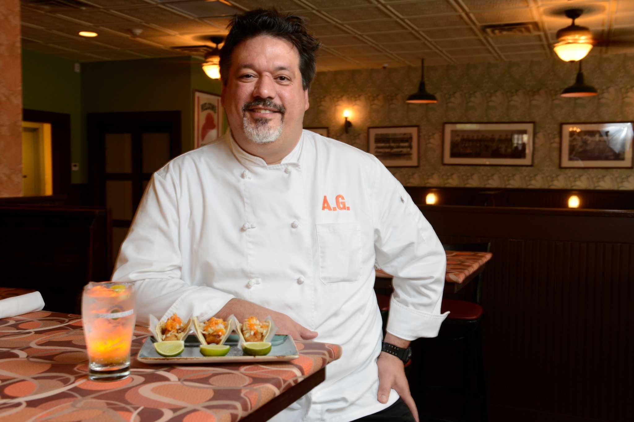 Alex García (chef) - Wikipedia