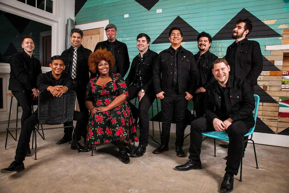 The Suffers are scheduled to perform at the Masonic in San Francisco on Saturday, Feb. 27. Photo: Daniel Jackson