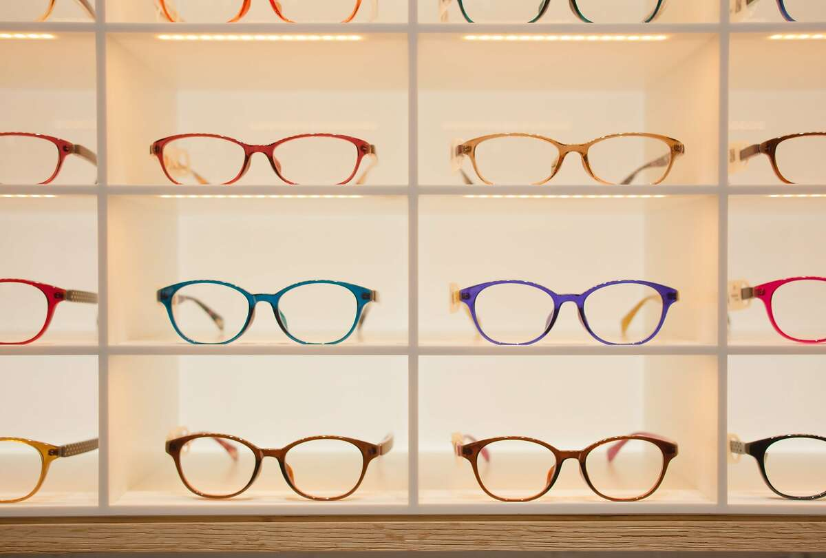 Jins Eyewear, a Japanese brand, opened its first American boutique in San Francisco and its Jins Screen, a special eyeglass with blue light blocking lenses, is said to decrease eyestrain when using computers and digital devices. The boutique is located at 151 Powell St. and offers 1,200 frames and prescription lenses made to order in 30 minutes, at $80 to $120 each.