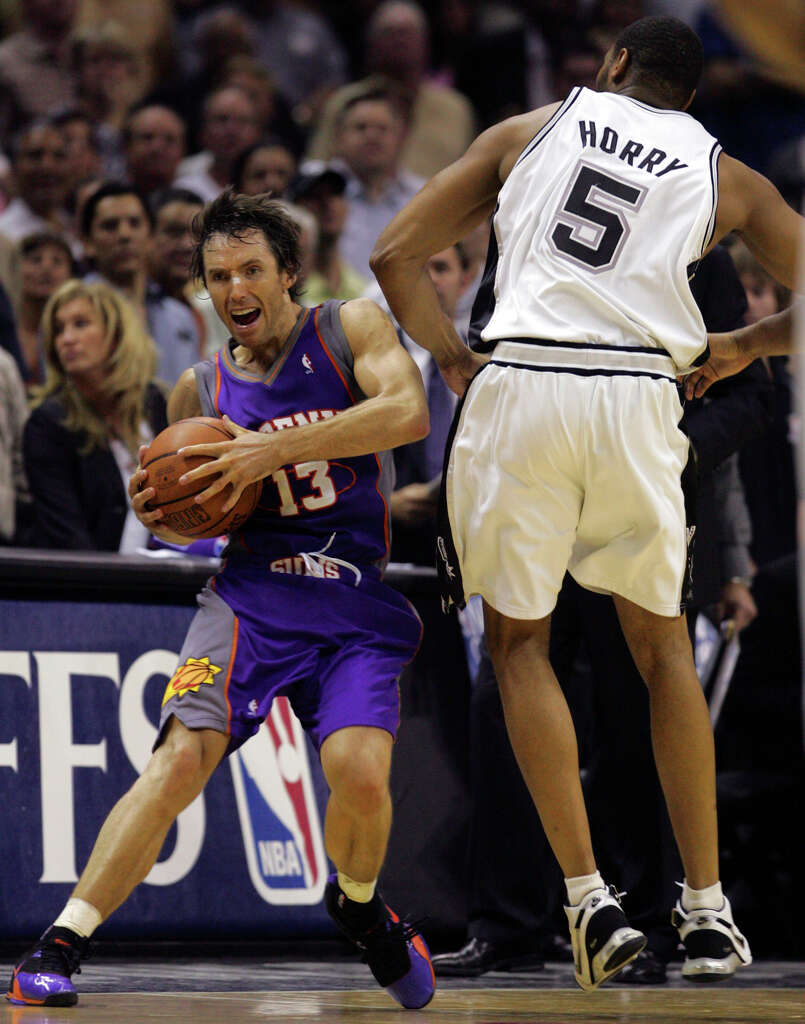 Spurs Archives Horry s body check not enough to save Spurs San