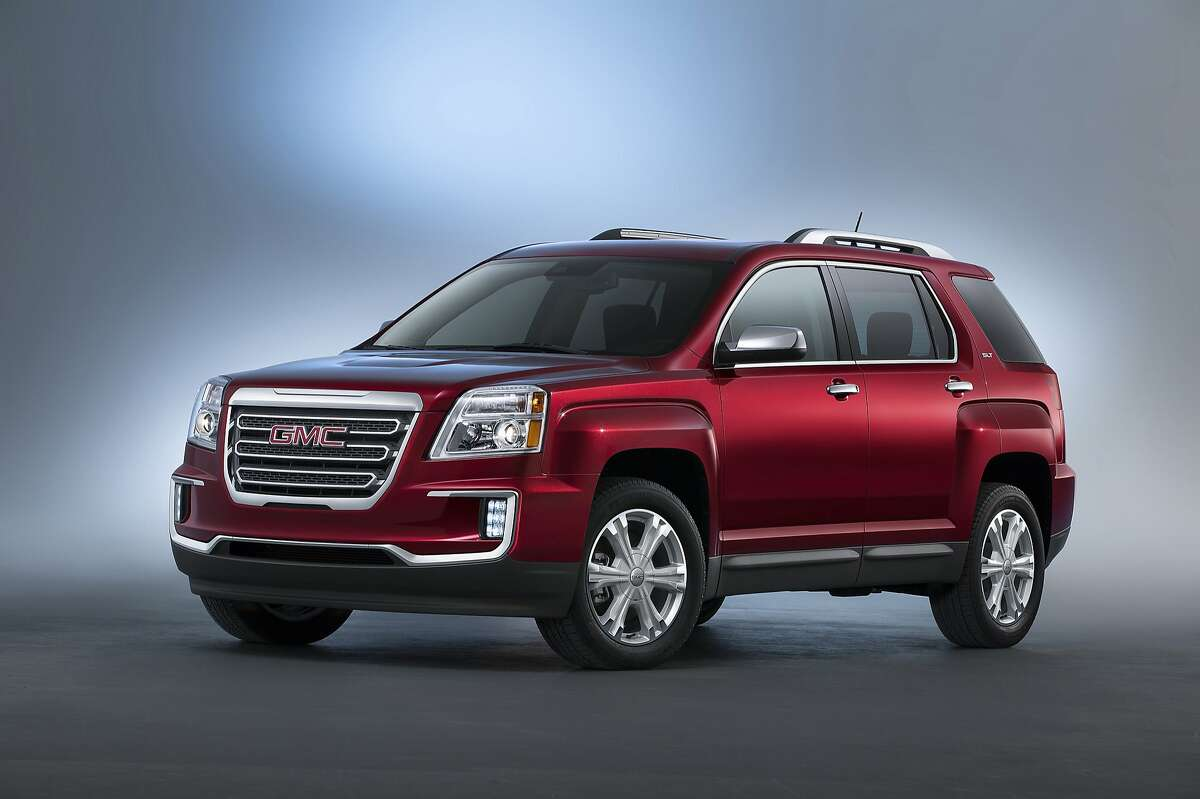 No. 8 GMC. Overall score: 60. Road test: 71. Reliability. Worse than average. Consumer Reports' assessment: Rebadged, upscale Chevy twins.