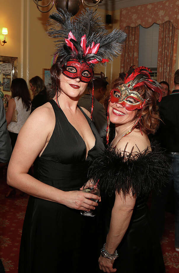 Were you Seen at the Mardi Gras Party to benefit the University Club of Albany Foundation, Inc., and the Lark Street BID at the University Club in Albany on Friday, Feb. 19, 2016? Photo: Joe Putrock/Special To The Times Union